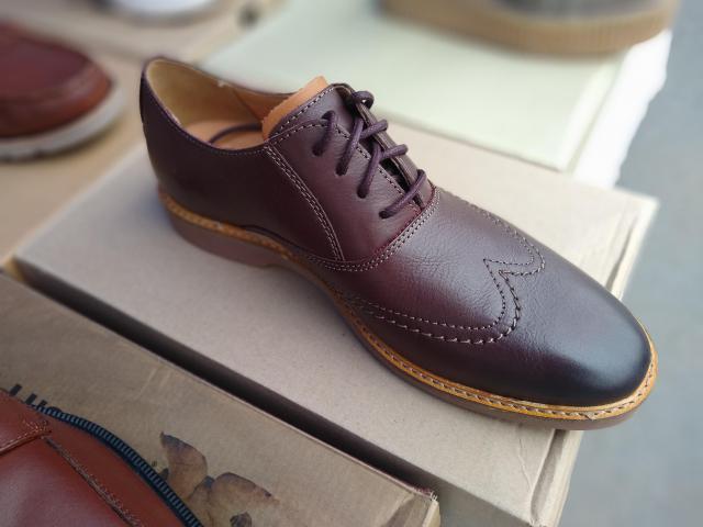 vendido zapato Clarks hombre