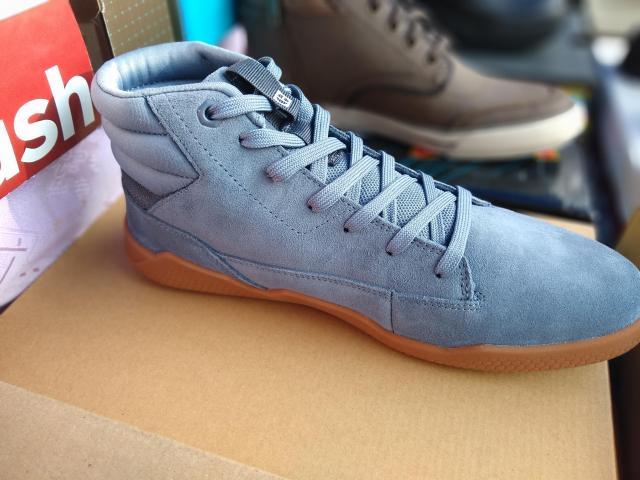 Zapatillas cat azul